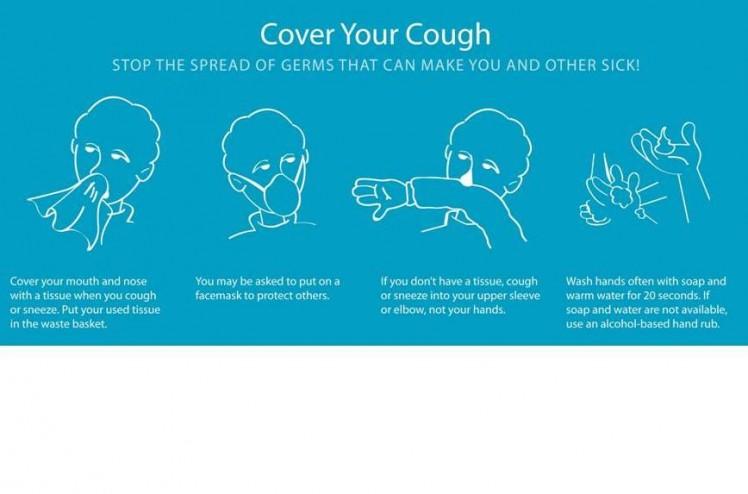 Flu season messages